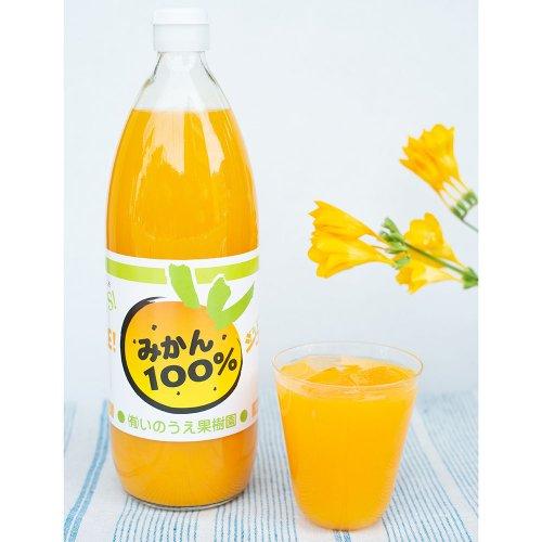 いのうえ果樹園 / みかん100%ジュース 1000ml