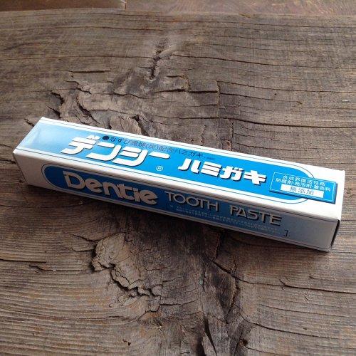 ムソー / なすび黒焼(炭)配合 デンシー ハミガキ 80g
