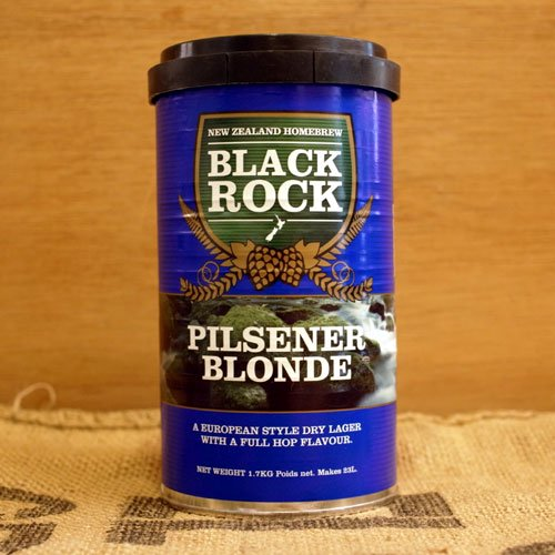 BLACK ROCK / ピルスナー ブロンド 1700g