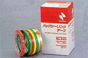 ニチバン<br>バックシーリングテープ<br/>1巻(3色あり)