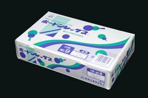 OPP袋 ボードンレックス(穴あき) 1000枚入 ※6サイズよりお選び下さい