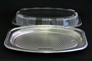 オードブル皿<br>Z-DXシリーズ<br>蓋つき 20枚<br> ※2サイズよりお選びください