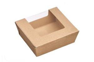 (紙箱)<br>サラダボックス S<br>500個