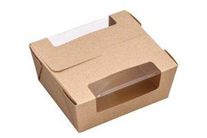 (紙箱)<br>サラダボックス L<br>300個