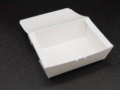 (紙箱)<br>チューパデリボックス<br>17−12 白 400枚