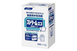 ストリームエコ<br>濃縮タイプ 1箱<br>(750ml×パウチ4袋)