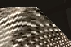 (OPPシート)<br>メッシュシート<br>正八角形<br>180×180mm