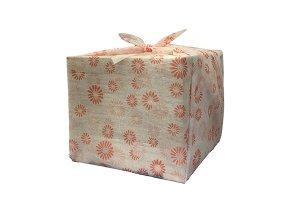 不織布風呂敷<br>菊の花/鶴の群 75cm角 100枚入<br>※2柄からお選びください