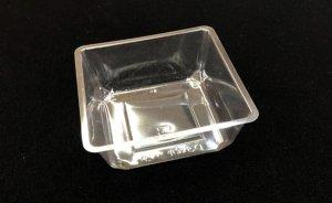 仕切用小鉢60<br/>80×80×30mm 100枚入<br/>※柄違いの4種類からお選び下さい