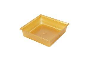 6.5寸桐おせち重箱用カップ<br/>カップバリエ 4/9CUP<br/>126/126金 100枚入