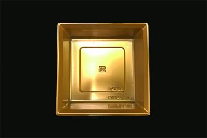 6.5寸桐おせち重箱用カップ<br/>カップバリエ4つ仕切用<br/>65-94/94 100枚入