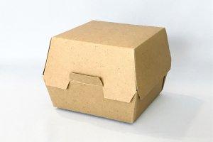 紙トレー PT-100(ハンバーガーサイズ)<br>500枚入り<br>※2色よりお選びください