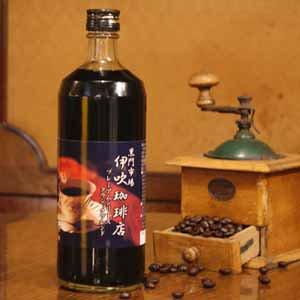 瓶詰めリキッド珈琲「クラシックブレンド(無糖)」