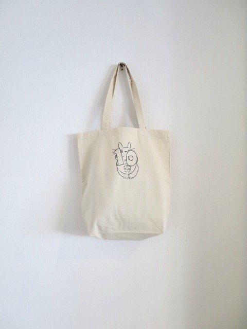 誕生月トトロのトートバッグ (10月)
