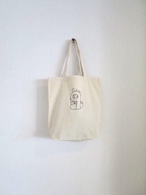 誕生月トトロのトートバッグ (9月)