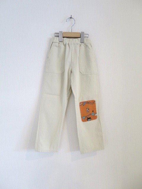 トトロ手縫いのパンツ (1点もの/サイズ120)