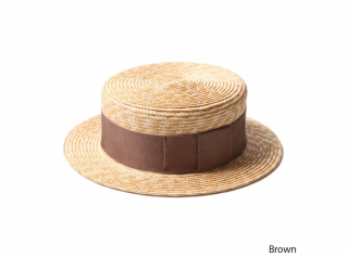 <img class='new_mark_img1' src='https://img.shop-pro.jp/img/new/icons1.gif' style='border:none;display:inline;margin:0px;padding:0px;width:auto;' />BOATER HAT