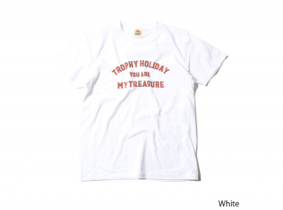 """<img class='new_mark_img1' src='https://img.shop-pro.jp/img/new/icons1.gif' style='border:none;display:inline;margin:0px;padding:0px;width:auto;' />""""HOLIDAY"""" TREASURE LOGO TEE(KIDS SIZE)(子供服)"""