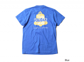 """<img class='new_mark_img1' src='https://img.shop-pro.jp/img/new/icons1.gif' style='border:none;display:inline;margin:0px;padding:0px;width:auto;' />""""HOLIDAY"""" HOLIDAY LOGO TEE(KIDS SIZE)(子供服)"""
