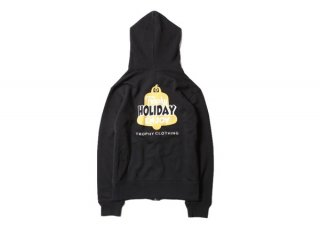 """<img class='new_mark_img1' src='https://img.shop-pro.jp/img/new/icons1.gif' style='border:none;display:inline;margin:0px;padding:0px;width:auto;' />""""HOLIDAY"""" HOLIDAY LOGO ZIP HOODIE(KIDS SIZE)(子供服)"""