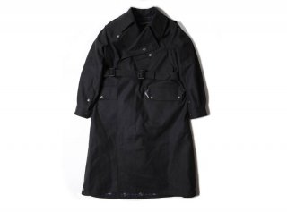 ARMY MOTORCYCLE COAT