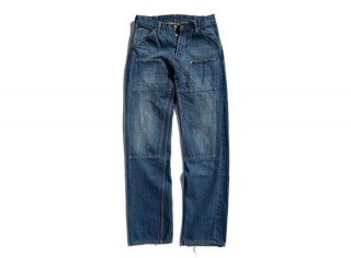 <img class='new_mark_img1' src='https://img.shop-pro.jp/img/new/icons1.gif' style='border:none;display:inline;margin:0px;padding:0px;width:auto;' />1606H HERITAGE W KNEE STD DIRT DENIM