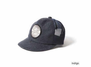 <img class='new_mark_img1' src='https://img.shop-pro.jp/img/new/icons1.gif' style='border:none;display:inline;margin:0px;padding:0px;width:auto;' />EARTH LOGO WORK MESH CAP