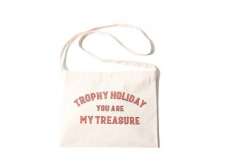 """<img class='new_mark_img1' src='https://img.shop-pro.jp/img/new/icons25.gif' style='border:none;display:inline;margin:0px;padding:0px;width:auto;' />""""HOLIDAY"""" TREASURE SACOCHE BAG"""