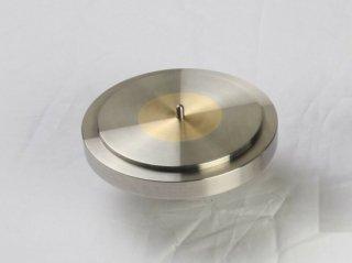 Mober Stainless Steel Sub Platter SSP12(LINN LP12用)
