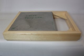 Layers Of Beauty/LINN LP12 Plinth(Maple)