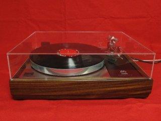 LINN LP12 アクリルダストカバー(SME/オルトフォン製アーム用)