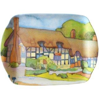 <br>Emma Ball 【EBMSC66】<br>Small Tray トレイ<br>Anne Hathaways Cottage