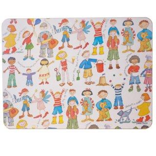 <br>Emma Ball 【EBTM46】<br>Table Mat テーブルマット<br>Child's Play