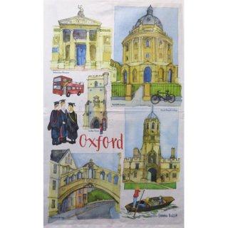 <br>Emma Ball 【EBTT30】<br>Tea Towel ティータオル 100% コットン<br>Amazing Oxford