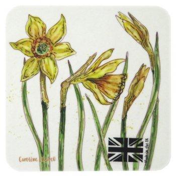 <br>Caroline Cleave 【EBCW042】<br>Coaster コースター<br>Daffodil