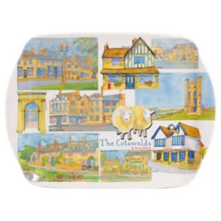 <br>Emma Ball 【EBMSC49】<br>Small Tray トレイ<br>Cotswolds