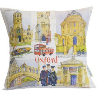<br>Emma Ball 【EBCC03】<br>Cushion Cover クッションカバー 100% コットン<br>Amazing Oxford