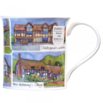 Emma Ball 【DNWW1】Dunoon Mug (BUTE) マグカップ County of Warwickshire