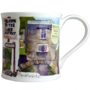 Emma Ball 【DNT1】Dunoon Mug (BUTE) マグカップ The Lake District