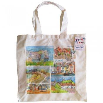 <br>Emma Ball 【EBCB3】<br>Camvas Bag キャンバス バッグ<br>Dorset