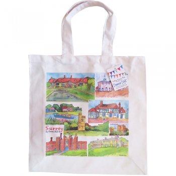 <br>Emma Ball 【EBCB6】<br>Camvas Bag キャンバス バッグ<br>Surrey