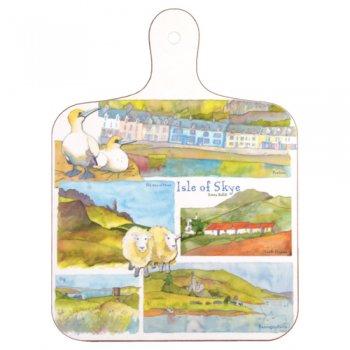 <br>Emma Ball 【EBMCB15】<br>Mini Chopping Board<br>ミニチョッピングボード<br>Isle of Skye