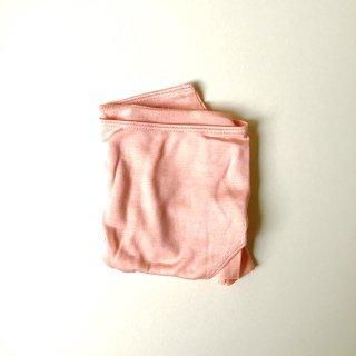 シルクのベーシックショーツ ピンク(o)