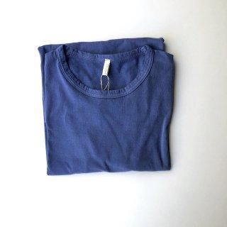 MILFOIL 長袖T ブルー(o)