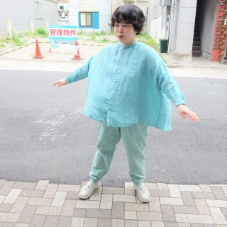suzuki takayukiさん ガーゼブラウス2