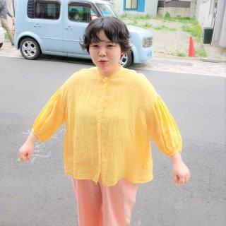 <img class='new_mark_img1' src='https://img.shop-pro.jp/img/new/icons13.gif' style='border:none;display:inline;margin:0px;padding:0px;width:auto;' />suzuki takayukiさん 黄色のブラウス4