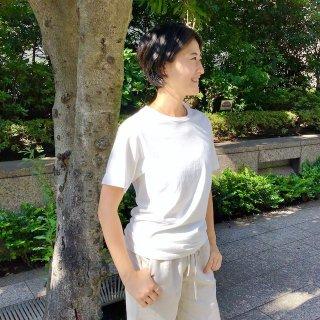 yohaku さいこうのTシャツ(半袖)オフ白(o)