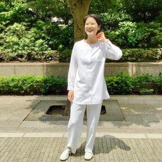 miiThaii  カディーコットン シャツ(o)