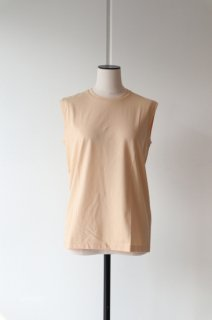 GALERIE VIE FINE COTTON NO-SLEEVE PULL OVER