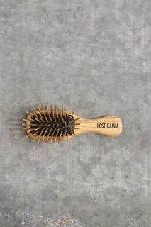 KOST KAMM olive wood hair Brushes  11.5cm